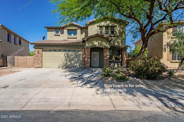 20348 N Donithan Way, Maricopa, AZ 85138 (MLS #6238966) :: Yost Realty Group at RE/MAX Casa Grande