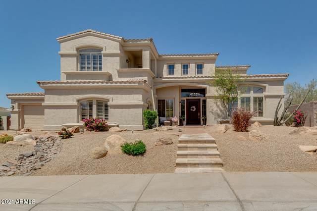 22412 N 77TH Way, Scottsdale, AZ 85255 (MLS #6238975) :: The Daniel Montez Real Estate Group