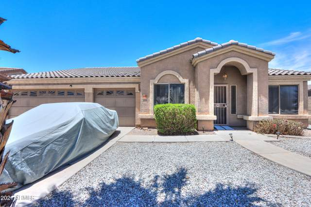 6086 N 83RD Drive, Glendale, AZ 85305 (MLS #6238986) :: Yost Realty Group at RE/MAX Casa Grande
