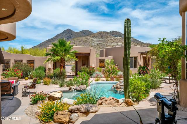 6035 E Los Reales Drive, Carefree, AZ 85377 (MLS #6238988) :: The Riddle Group