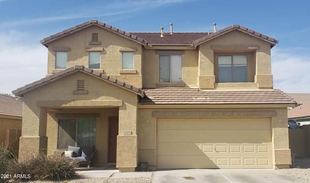 10858 E Wallflower Lane, Florence, AZ 85132 (MLS #6239017) :: Yost Realty Group at RE/MAX Casa Grande