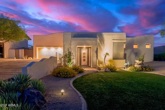 15610 E Mustang Drive, Fountain Hills, AZ 85268 (MLS #6239029) :: Yost Realty Group at RE/MAX Casa Grande