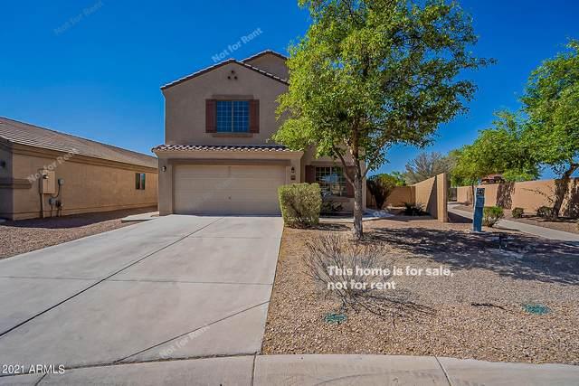 44069 W Magnolia Road, Maricopa, AZ 85138 (MLS #6239063) :: Selling AZ Homes Team
