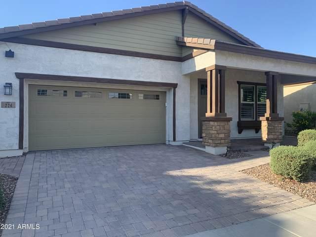 226 E Dogwood Drive, Chandler, AZ 85286 (MLS #6239123) :: Klaus Team Real Estate Solutions