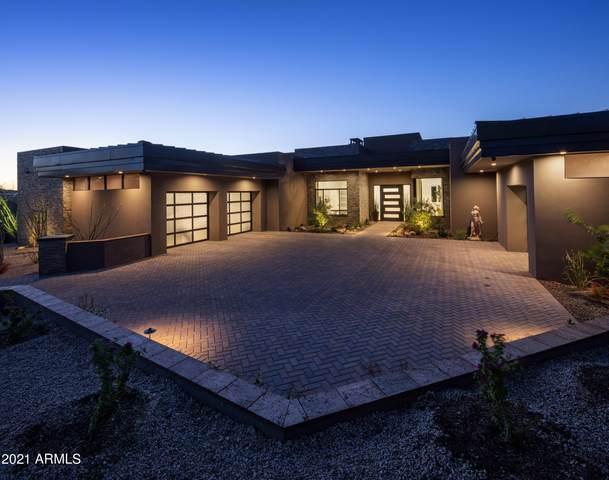 10284 E Running Deer Trail, Scottsdale, AZ 85262 (MLS #6239131) :: Scott Gaertner Group