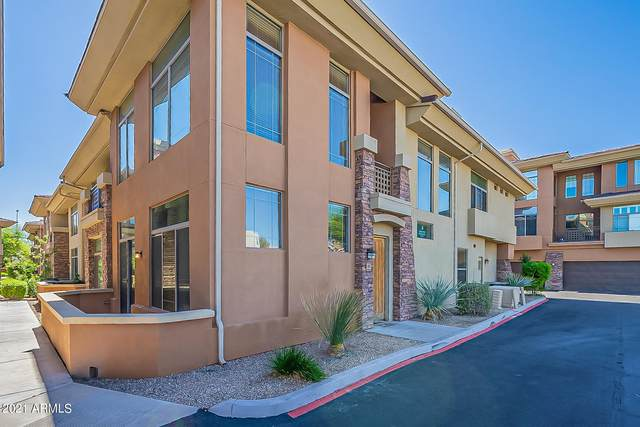 14450 N Thompson Peak Parkway #116, Scottsdale, AZ 85260 (MLS #6239151) :: Arizona Home Group