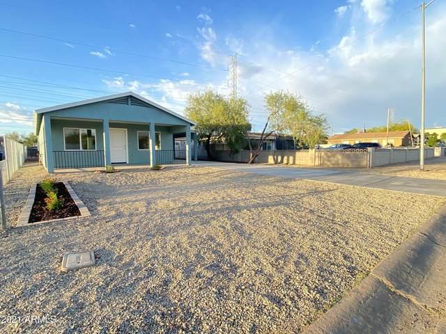 3938 W Hadley Street, Phoenix, AZ 85009 (MLS #6239165) :: Executive Realty Advisors