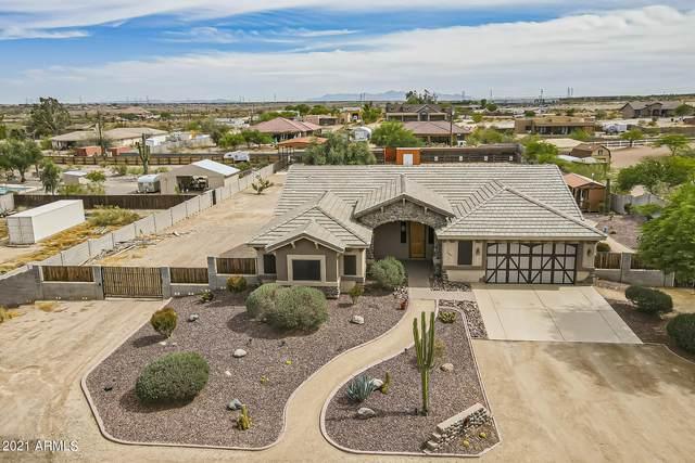 11331 W Prickly Pear Trail, Peoria, AZ 85383 (MLS #6239209) :: Yost Realty Group at RE/MAX Casa Grande