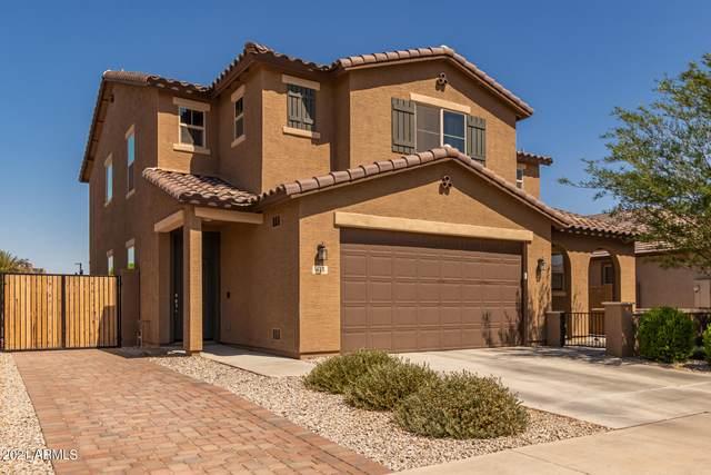 413 N 158TH Drive, Goodyear, AZ 85338 (MLS #6239222) :: Yost Realty Group at RE/MAX Casa Grande