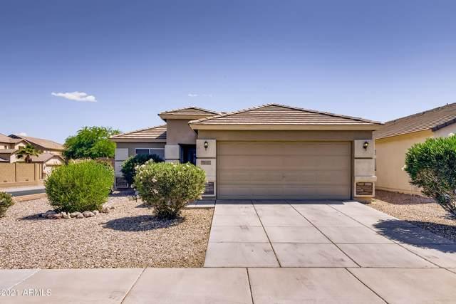 22239 W Yavapai Street, Buckeye, AZ 85326 (MLS #6239258) :: Midland Real Estate Alliance