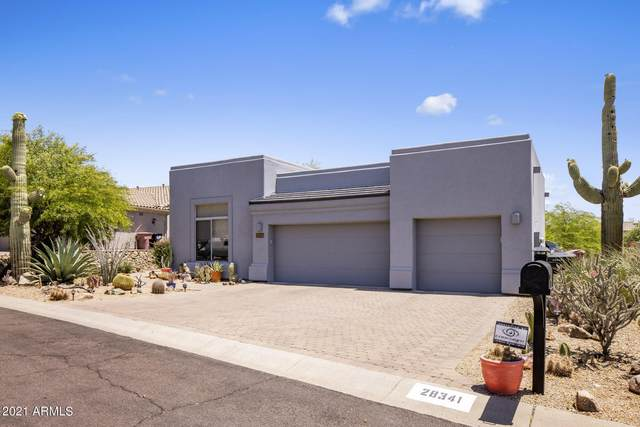 28341 N 112TH Way, Scottsdale, AZ 85262 (MLS #6239270) :: Yost Realty Group at RE/MAX Casa Grande