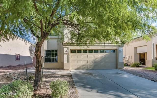 21732 W Sonora Street, Buckeye, AZ 85326 (MLS #6239317) :: The Laughton Team
