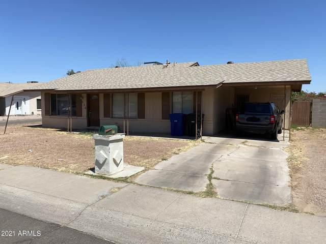 614 E Monterey Street, Chandler, AZ 85225 (MLS #6239335) :: Keller Williams Realty Phoenix