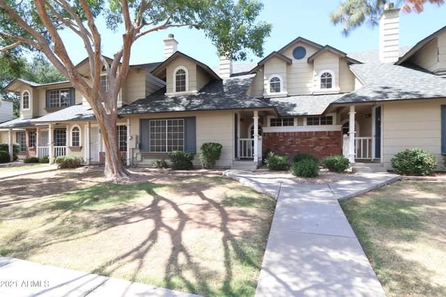 10100 N 89TH Avenue #12, Peoria, AZ 85345 (MLS #6239368) :: The Luna Team