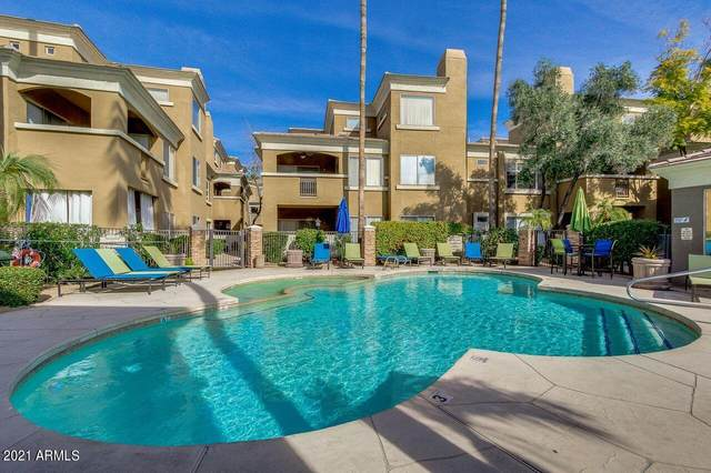4644 N 22ND Street #2135, Phoenix, AZ 85016 (MLS #6239459) :: The Property Partners at eXp Realty