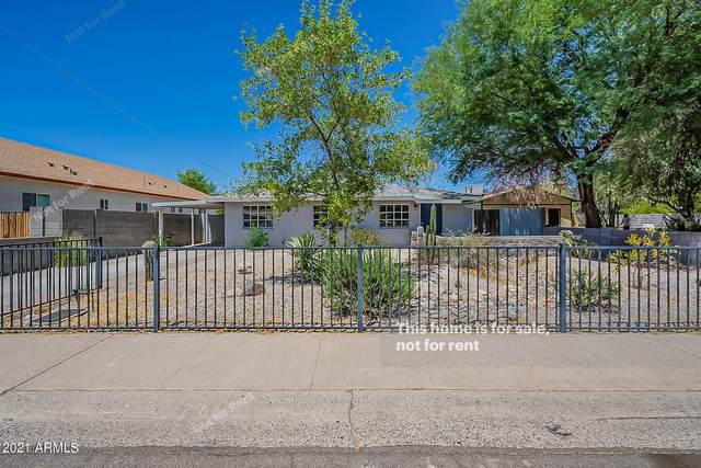 508 W Brown Street, Tempe, AZ 85281 (MLS #6239508) :: Yost Realty Group at RE/MAX Casa Grande