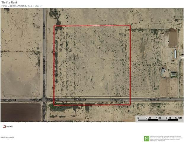 0 E Hanna Drive, Eloy, AZ 85131 (MLS #6239592) :: ASAP Realty