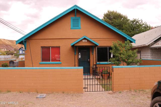 512 Douglas Street, Bisbee, AZ 85603 (MLS #6239598) :: Executive Realty Advisors