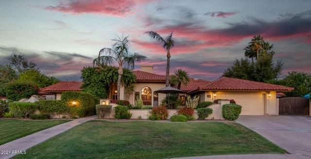 8649 E San Lucas Drive, Scottsdale, AZ 85258 (MLS #6239625) :: Midland Real Estate Alliance