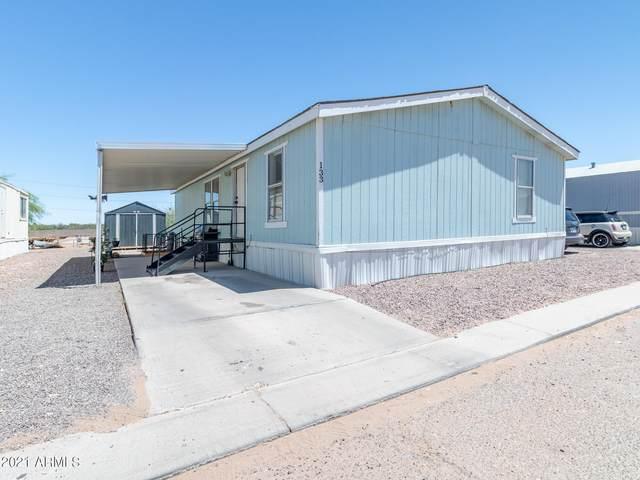 5201 S Chuichu Road #133, Casa Grande, AZ 85193 (MLS #6239639) :: Hurtado Homes Group