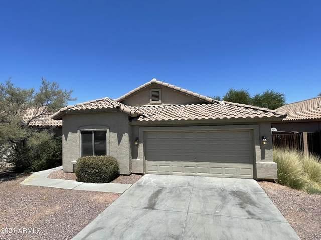 15524 N 156TH Lane, Surprise, AZ 85374 (MLS #6239650) :: Executive Realty Advisors