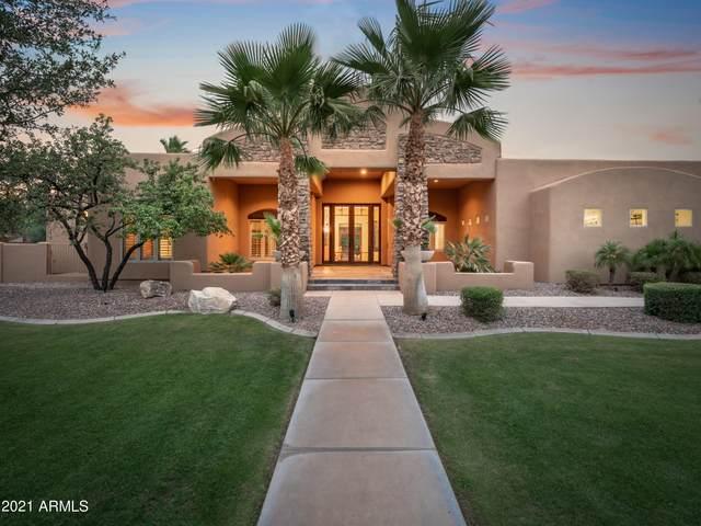 2296 E Libra Place, Chandler, AZ 85249 (MLS #6239669) :: Executive Realty Advisors