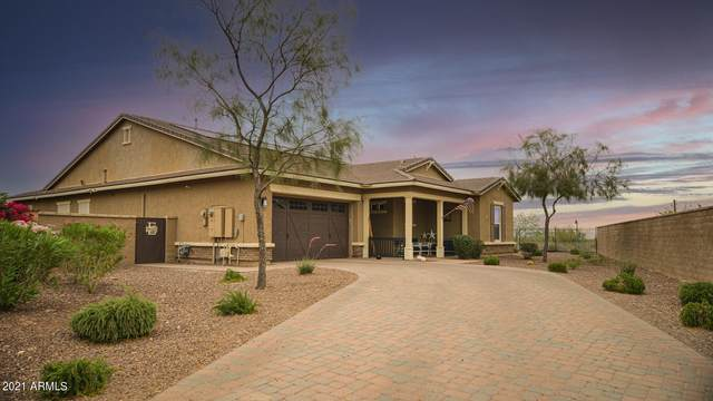 20368 W Edgemont Avenue, Buckeye, AZ 85396 (MLS #6239744) :: Yost Realty Group at RE/MAX Casa Grande
