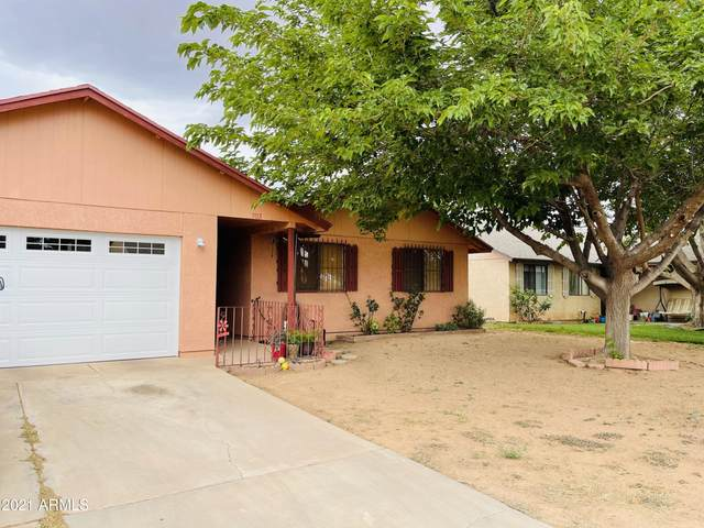703 Quail Run Avenue, Douglas, AZ 85607 (MLS #6239798) :: Yost Realty Group at RE/MAX Casa Grande