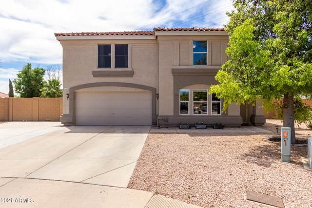 3143 S Channing Circle, Mesa, AZ 85212 (MLS #6239800) :: Conway Real Estate