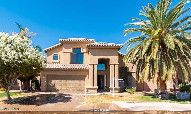 2261 W Redwood Drive, Chandler, AZ 85248 (MLS #6239808) :: Yost Realty Group at RE/MAX Casa Grande