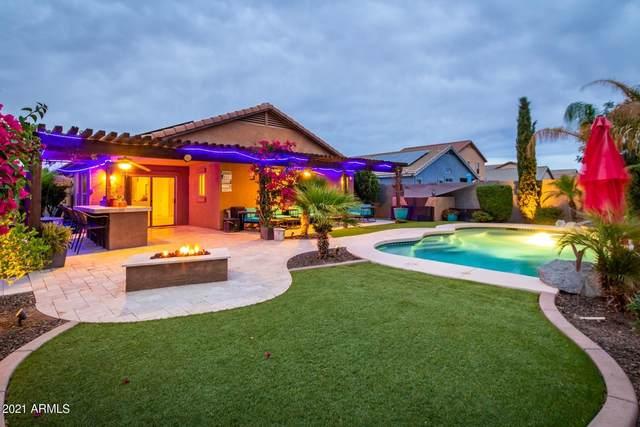 1647 W Agrarian Hills Drive, Queen Creek, AZ 85142 (MLS #6239823) :: Yost Realty Group at RE/MAX Casa Grande