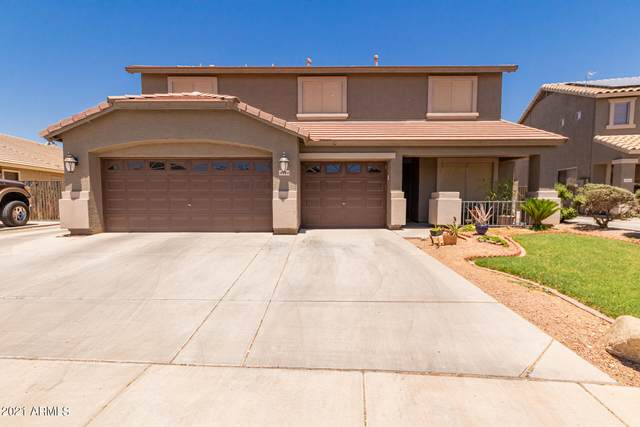 16664 W Mckinley Street, Goodyear, AZ 85338 (MLS #6239891) :: Klaus Team Real Estate Solutions