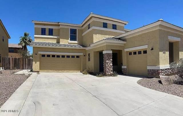 1486 E Anna Drive, Casa Grande, AZ 85122 (MLS #6239925) :: Yost Realty Group at RE/MAX Casa Grande