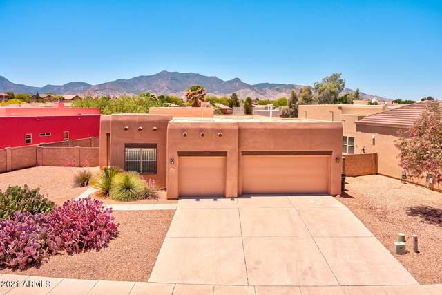 2656 Copper Sunrise, Sierra Vista, AZ 85635 (MLS #6239940) :: Yost Realty Group at RE/MAX Casa Grande