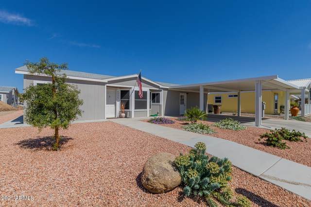 40547 N Wedge Drive, San Tan Valley, AZ 85140 (MLS #6239985) :: Hurtado Homes Group