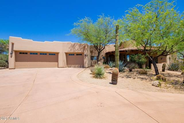 22485 N 91st Place, Scottsdale, AZ 85255 (MLS #6240017) :: Yost Realty Group at RE/MAX Casa Grande