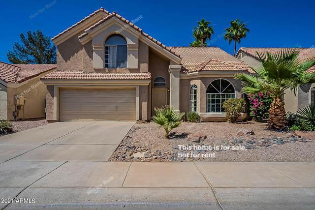 818 W Sherri Drive, Gilbert, AZ 85233 (MLS #6240045) :: Klaus Team Real Estate Solutions