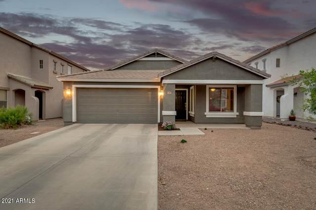 490 E Anastasia Street, San Tan Valley, AZ 85140 (MLS #6240052) :: The Luna Team