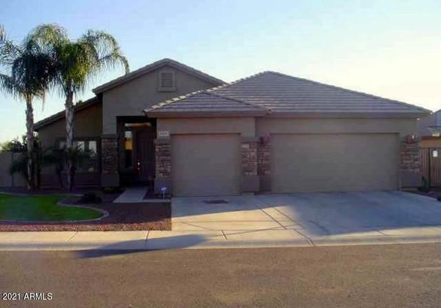 8109 W Nicolet Avenue, Glendale, AZ 85303 (MLS #6240138) :: Conway Real Estate