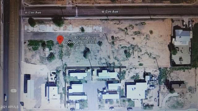 801 S Arizona Boulevard, Coolidge, AZ 85128 (MLS #6240157) :: The Riddle Group