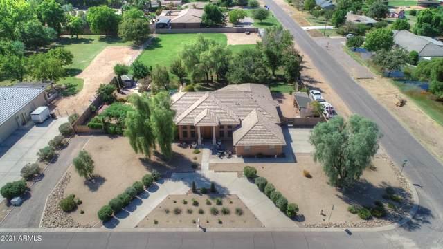 2021 S 140TH Street, Gilbert, AZ 85295 (MLS #6240158) :: Yost Realty Group at RE/MAX Casa Grande