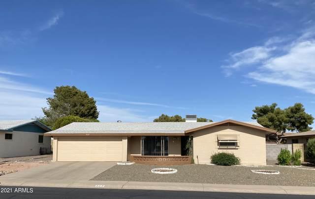 717 N 65TH Street, Mesa, AZ 85205 (MLS #6240170) :: Klaus Team Real Estate Solutions