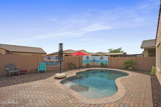 1814 S 237TH Avenue, Buckeye, AZ 85326 (MLS #6240173) :: Klaus Team Real Estate Solutions