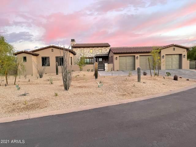10142 E Horizon Drive, Scottsdale, AZ 85262 (MLS #6240206) :: Zolin Group