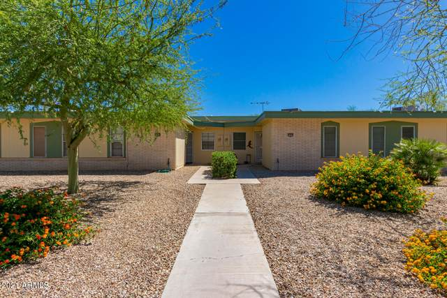 17225 N 106TH Avenue, Sun City, AZ 85373 (MLS #6240209) :: CANAM Realty Group