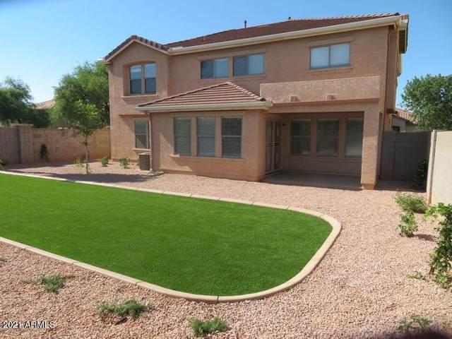 3715 E Liberty Lane, Gilbert, AZ 85296 (MLS #6240215) :: The Riddle Group