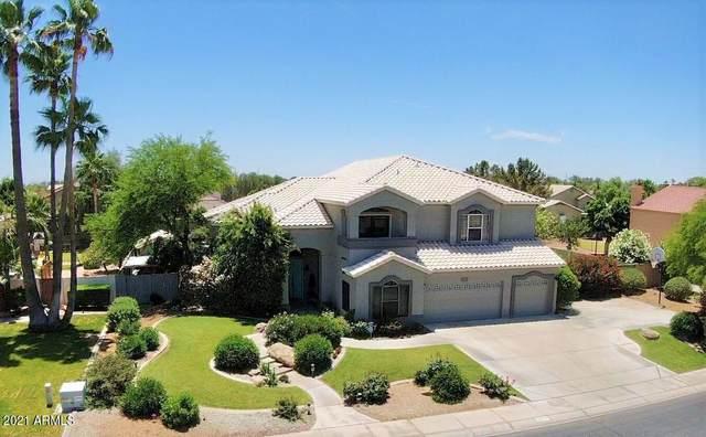 2473 E Libra Street, Gilbert, AZ 85234 (MLS #6240240) :: Yost Realty Group at RE/MAX Casa Grande
