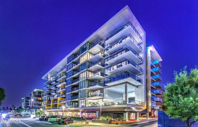 4422 N 75TH Street #4004, Scottsdale, AZ 85251 (MLS #6240248) :: Synergy Real Estate Partners