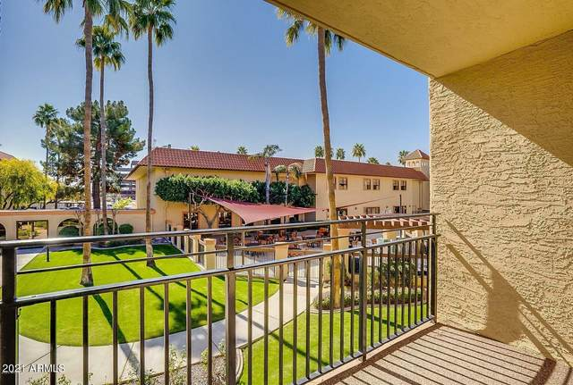 10330 W Thunderbird Boulevard C 204, Sun City, AZ 85351 (MLS #6240249) :: Midland Real Estate Alliance