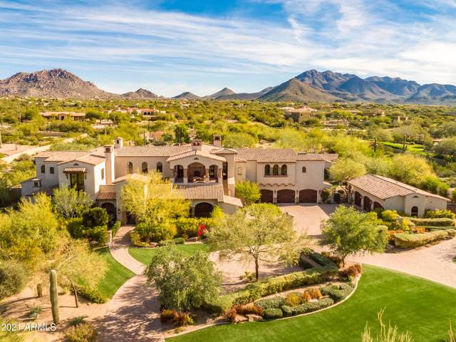 23875 N 91ST Street, Scottsdale, AZ 85255 (MLS #6240275) :: Executive Realty Advisors